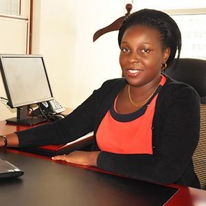Ms. Rebecca Nalumu Wamono