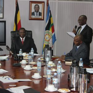 7. Chairman BOD makes his inaugural remarks